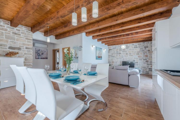 Holiday homeCroatia - Northern Dalmatia: Villa Sukosan  [15]