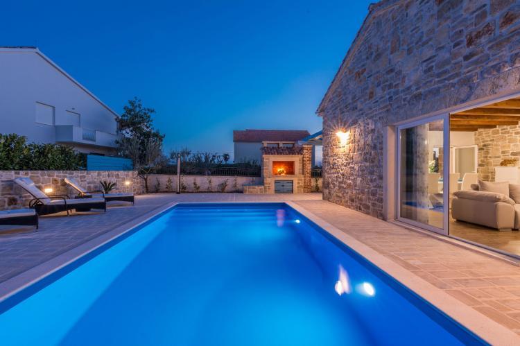 Holiday homeCroatia - Northern Dalmatia: Villa Sukosan  [8]