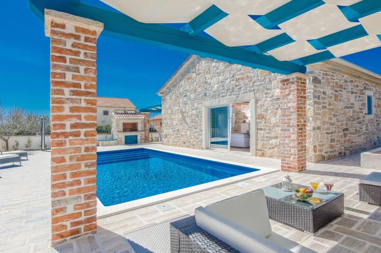 Holiday homeCroatia - Northern Dalmatia: Villa Sukosan  [6]