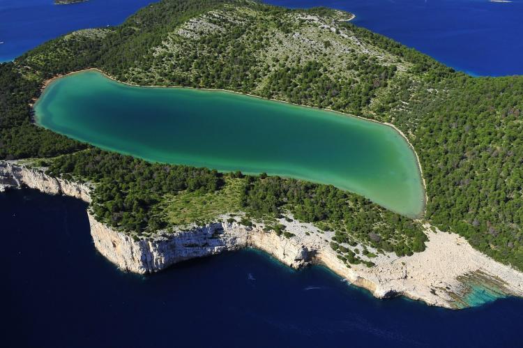 Holiday homeCroatia - Northern Dalmatia: Villa Sukosan  [40]