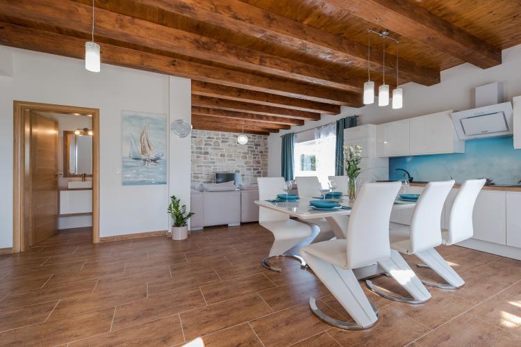 Holiday homeCroatia - Northern Dalmatia: Villa Sukosan  [17]
