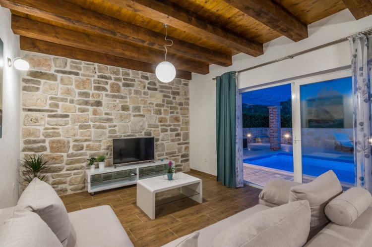 Holiday homeCroatia - Northern Dalmatia: Villa Sukosan  [13]