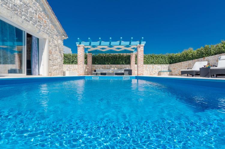 Holiday homeCroatia - Northern Dalmatia: Villa Sukosan  [2]
