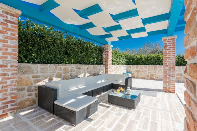 Holiday homeCroatia - Northern Dalmatia: Villa Sukosan  [33]