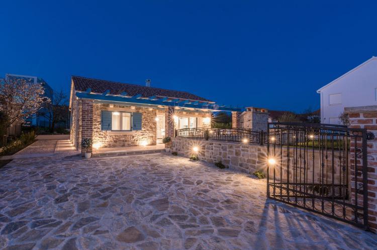Holiday homeCroatia - Northern Dalmatia: Villa Sukosan  [10]