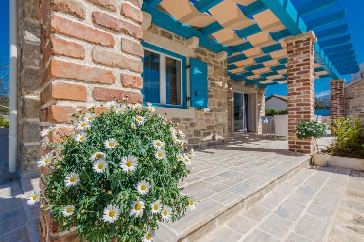Holiday homeCroatia - Northern Dalmatia: Villa Sukosan  [32]