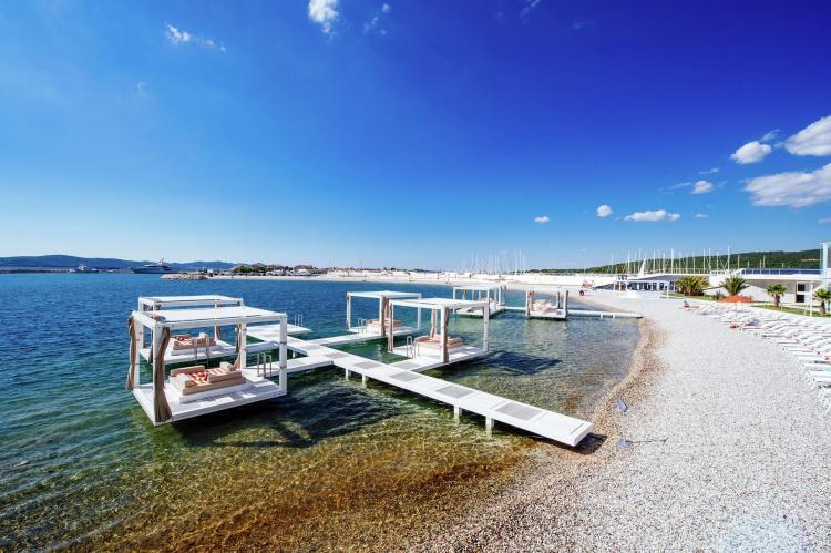 Holiday homeCroatia - Northern Dalmatia: Villa Sukosan  [36]