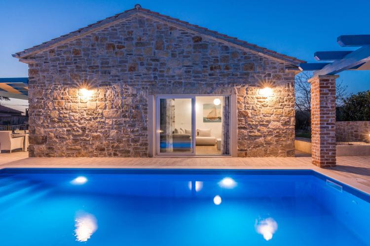 Holiday homeCroatia - Northern Dalmatia: Villa Sukosan  [3]