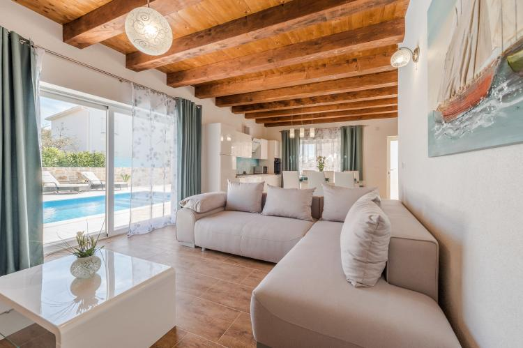 Holiday homeCroatia - Northern Dalmatia: Villa Sukosan  [14]