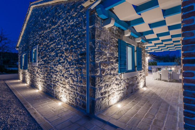 Holiday homeCroatia - Northern Dalmatia: Villa Sukosan  [30]