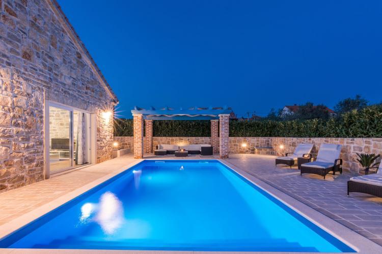 Holiday homeCroatia - Northern Dalmatia: Villa Sukosan  [1]