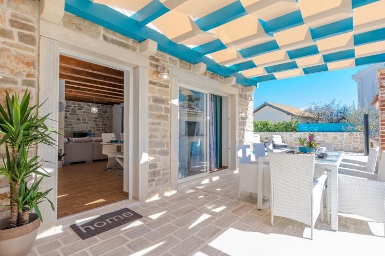 Holiday homeCroatia - Northern Dalmatia: Villa Sukosan  [31]
