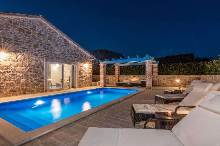 Holiday homeCroatia - Northern Dalmatia: Villa Sukosan  [5]