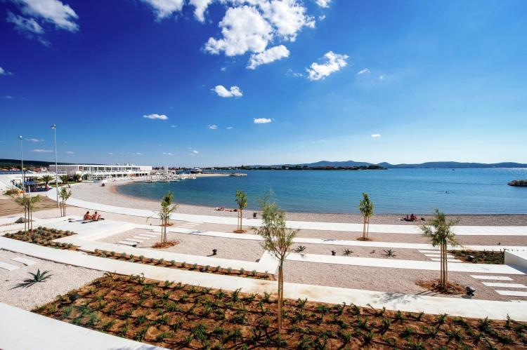 Holiday homeCroatia - Northern Dalmatia: Villa Sukosan  [35]