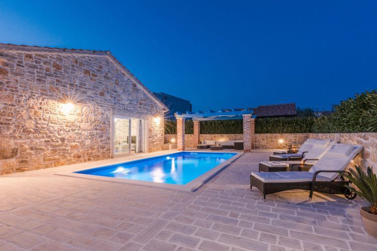 Holiday homeCroatia - Northern Dalmatia: Villa Sukosan  [4]