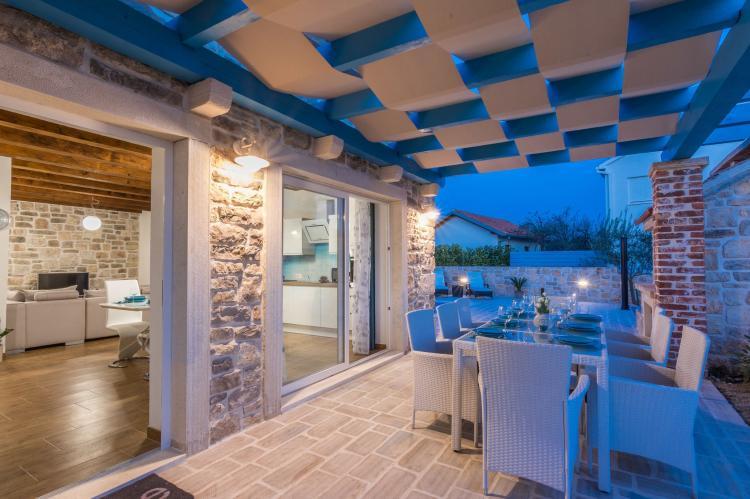 Holiday homeCroatia - Northern Dalmatia: Villa Sukosan  [7]