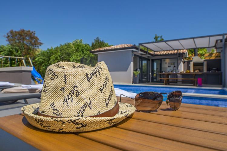 VakantiehuisKroatië - Istrië: Villa ART Viskovici  [40]