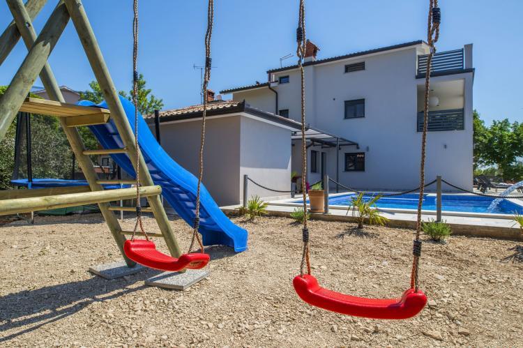 VakantiehuisKroatië - Istrië: Villa ART Viskovici  [32]