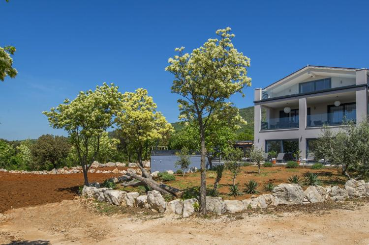 VakantiehuisKroatië - Istrië: Villa ART Viskovici  [3]