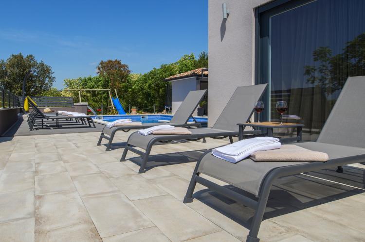 VakantiehuisKroatië - Istrië: Villa ART Viskovici  [30]