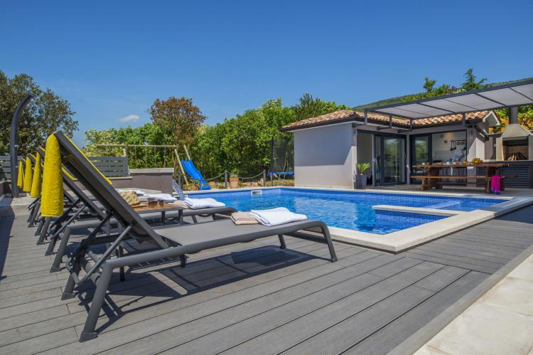 VakantiehuisKroatië - Istrië: Villa ART Viskovici  [8]