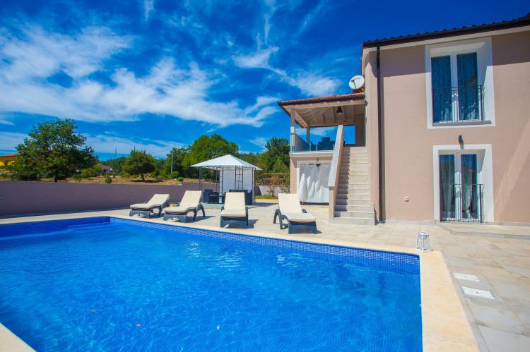 Holiday homeCroatia - Istra: Gorgeous Villa Franka with Pool  [4]