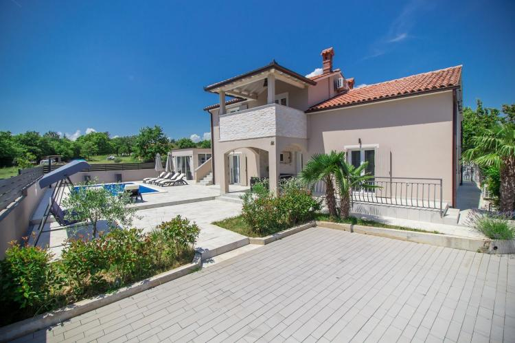 Holiday homeCroatia - Istra: Gorgeous Villa Franka with Pool  [33]
