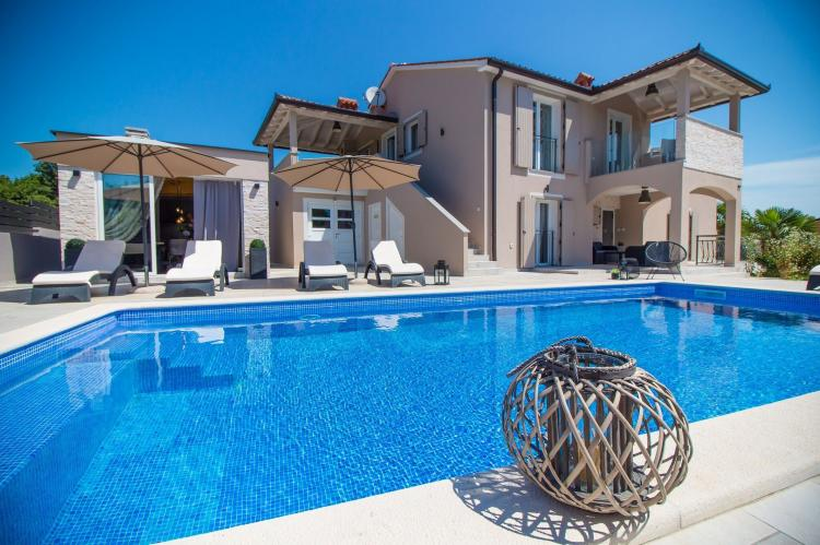 Holiday homeCroatia - Istra: Gorgeous Villa Franka with Pool  [1]