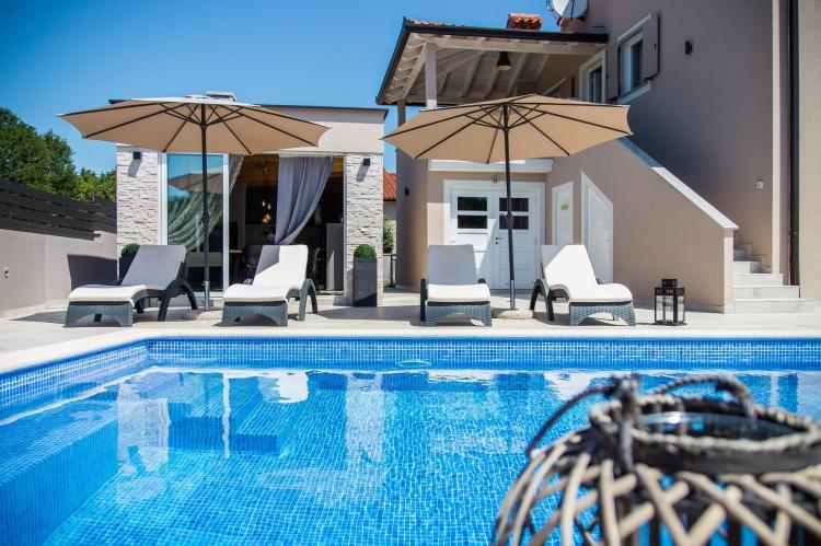 Holiday homeCroatia - Istra: Gorgeous Villa Franka with Pool  [5]