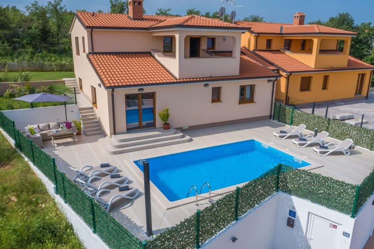 Holiday homeCroatia - Istra: Modernly furnished Villa Ninna with Private Pool  [7]
