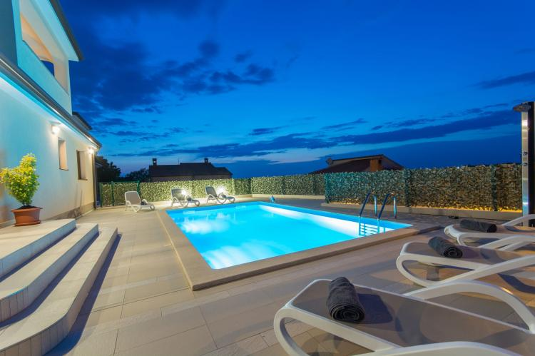Holiday homeCroatia - Istra: Modernly furnished Villa Ninna with Private Pool  [5]
