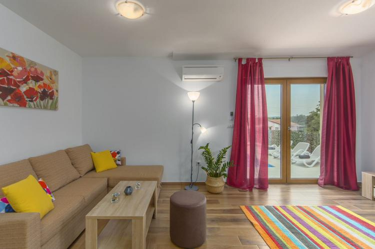 Holiday homeCroatia - Istra: Modernly furnished Villa Ninna with Private Pool  [10]
