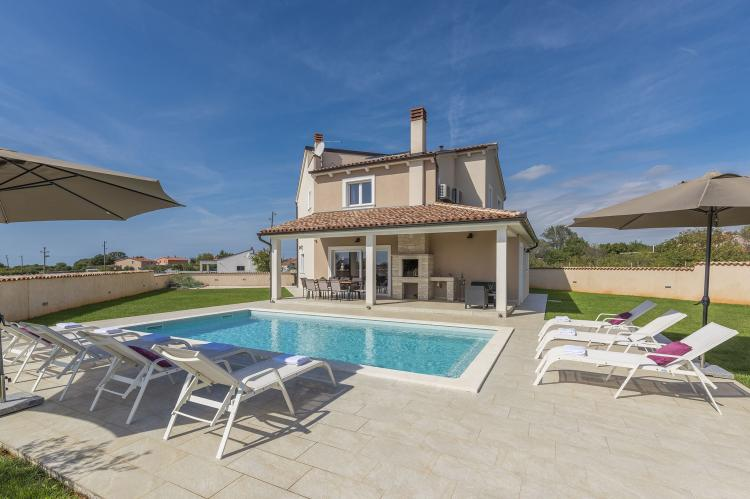 Holiday homeCroatia - Istra: Villa Magica  [1]