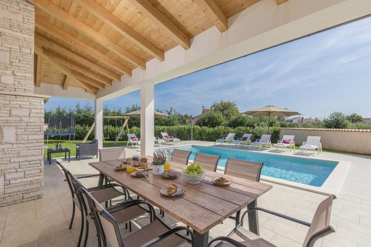 Holiday homeCroatia - Istra: Villa Magica  [32]
