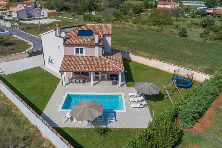 Holiday homeCroatia - Istra: Villa Magica  [35]