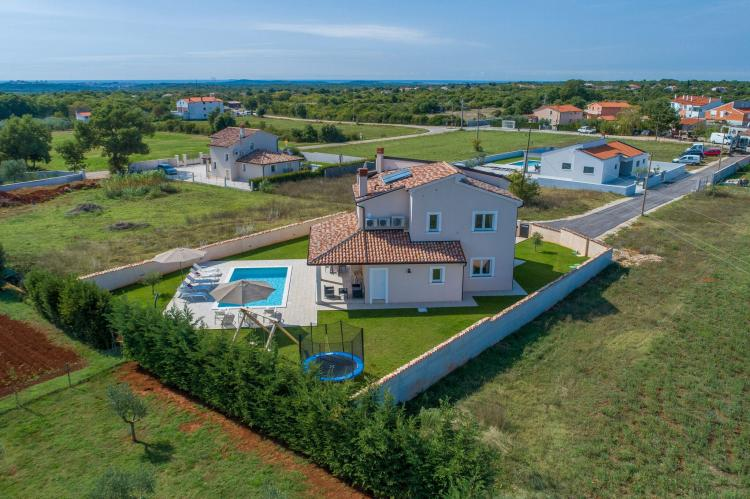 Holiday homeCroatia - Istra: Villa Magica  [6]