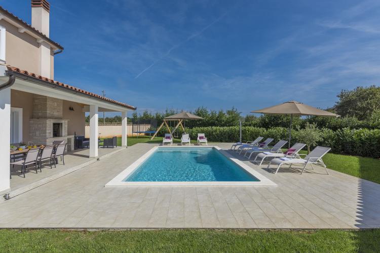 Holiday homeCroatia - Istra: Villa Magica  [10]