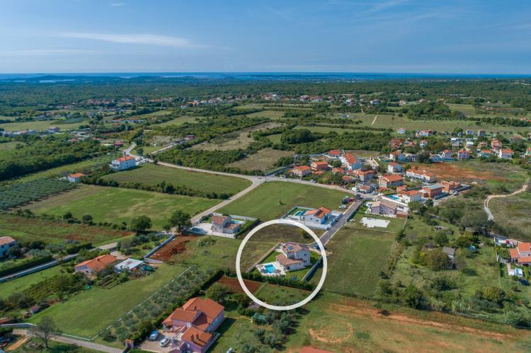 Holiday homeCroatia - Istra: Villa Magica  [40]