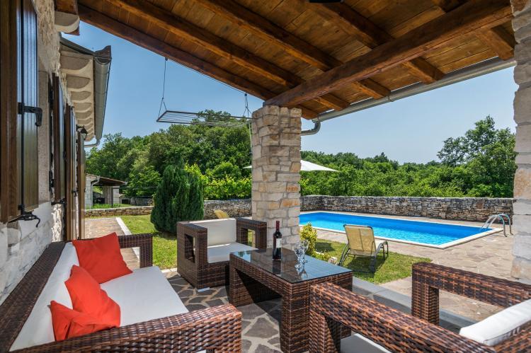 FerienhausKroatien - Istrien: Villa Danieli 1  [19]