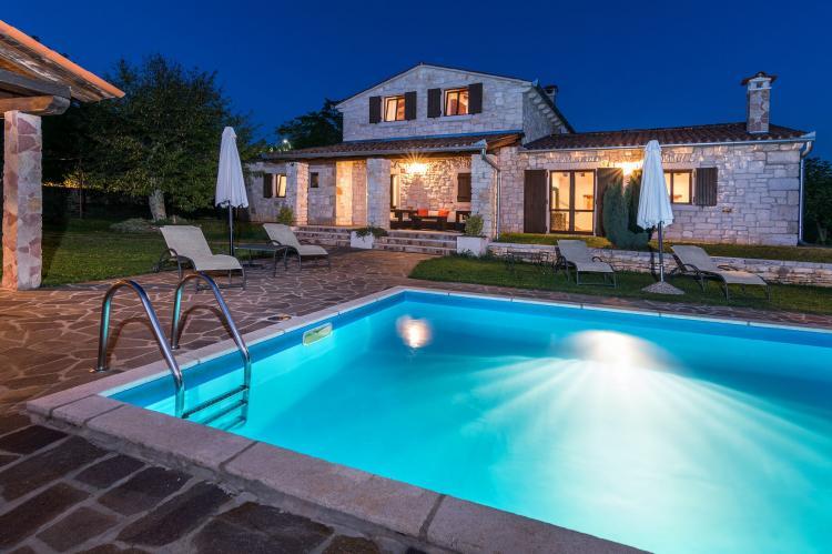 FerienhausKroatien - Istrien: Villa Danieli 1  [3]