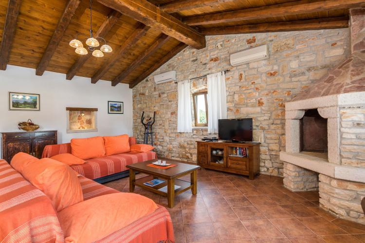 FerienhausKroatien - Istrien: Villa Danieli 1  [8]