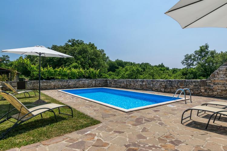 FerienhausKroatien - Istrien: Villa Danieli 1  [4]