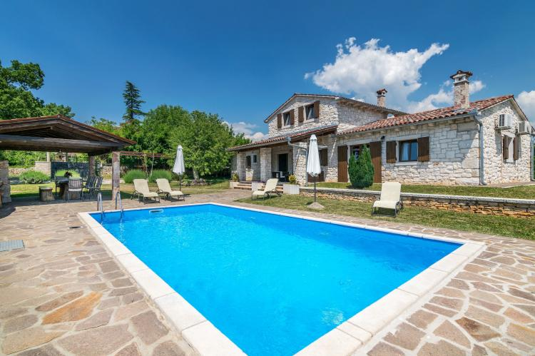 FerienhausKroatien - Istrien: Villa Danieli 1  [2]