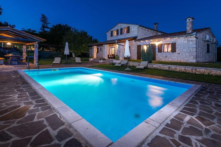FerienhausKroatien - Istrien: Villa Danieli 1  [1]