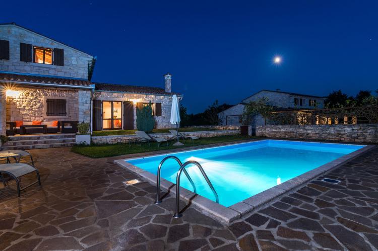 FerienhausKroatien - Istrien: Villa Danieli 1  [5]