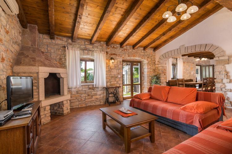 FerienhausKroatien - Istrien: Villa Danieli 1  [9]