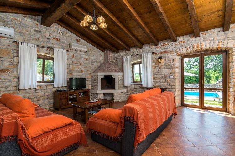 FerienhausKroatien - Istrien: Villa Danieli 1  [7]