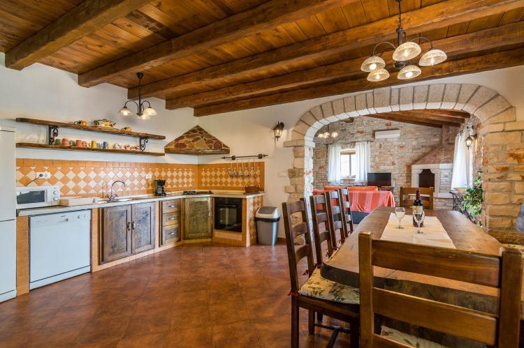 FerienhausKroatien - Istrien: Villa Danieli 1  [10]