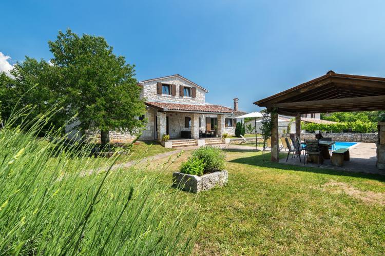 FerienhausKroatien - Istrien: Villa Danieli 1  [21]