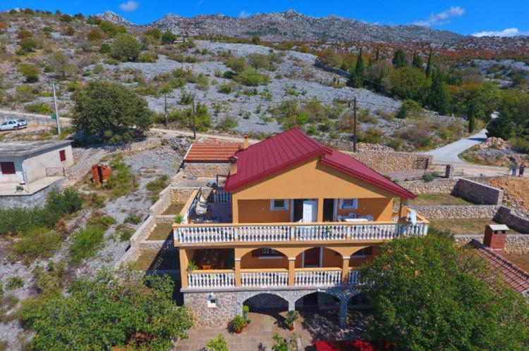 Holiday homeCroatia - Northern Dalmatia: Apartman Mirjana  [2]